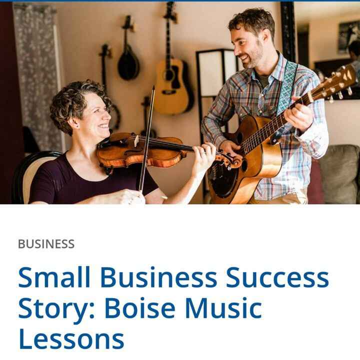 Photos from Boise Music Lessons's post