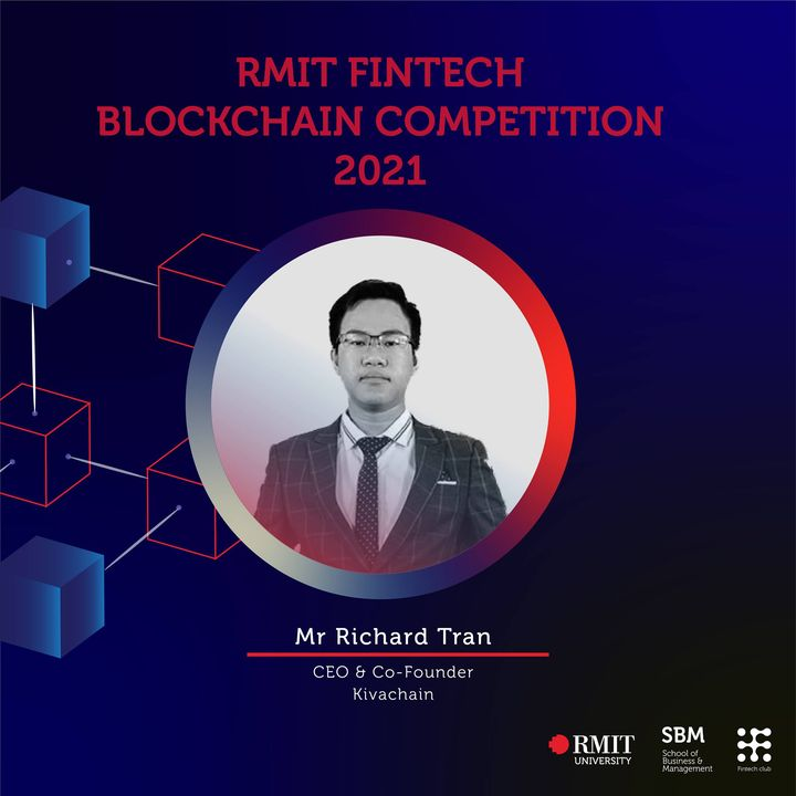 Photos from RMIT Fintech Blockchain Competition 2021's post