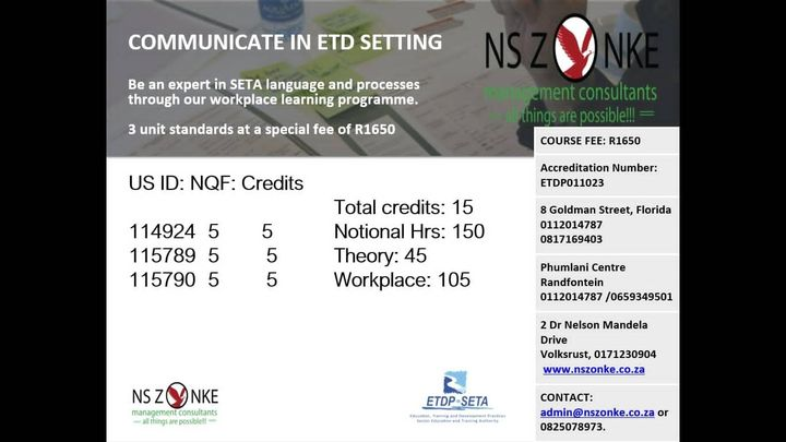 Photos from NS Zonke Management Consultancy's post