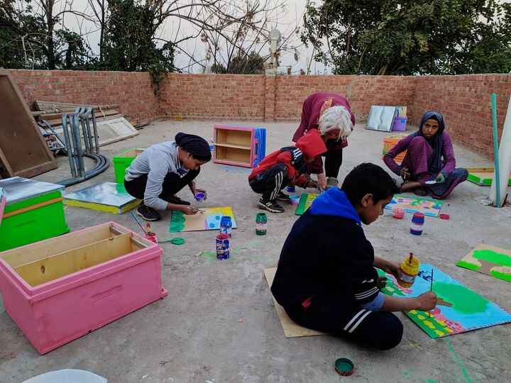 Photos from Nile River School's post