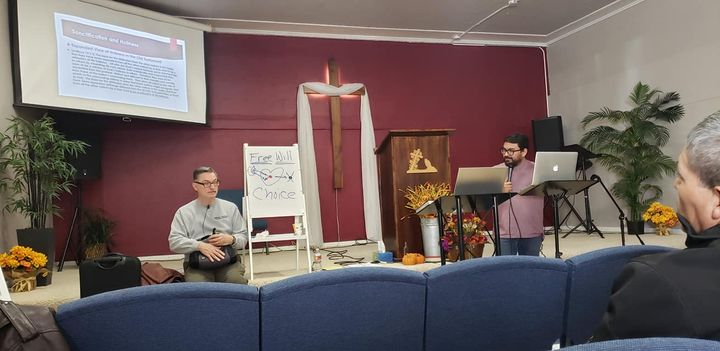 Sanctification and Holiness Class
