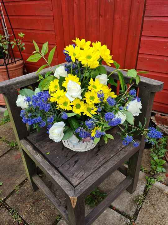 Photos from Just Flower Arranging's post