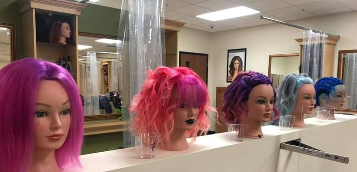 Photos from The Salon at East Cooper CAS's post